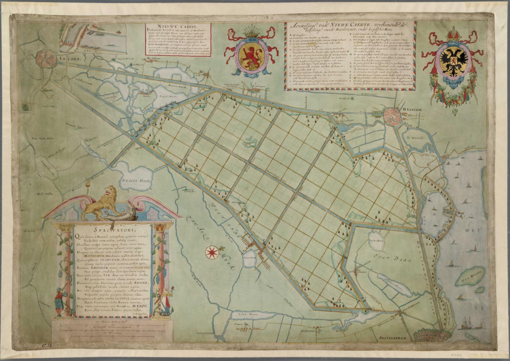 1. Plan Veris 1640