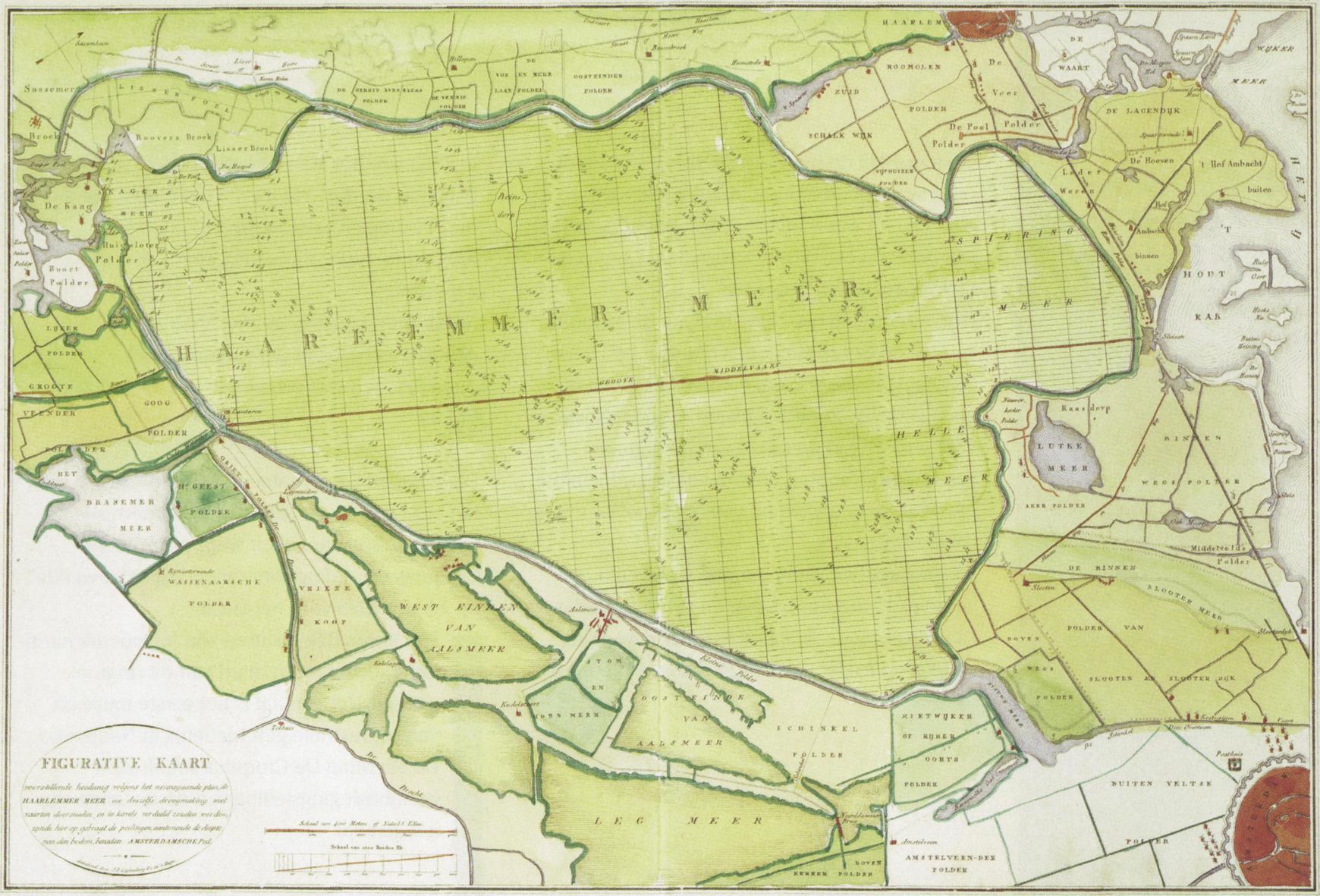 11. Droogmakingsplan van Lynden van Hemmen 1822