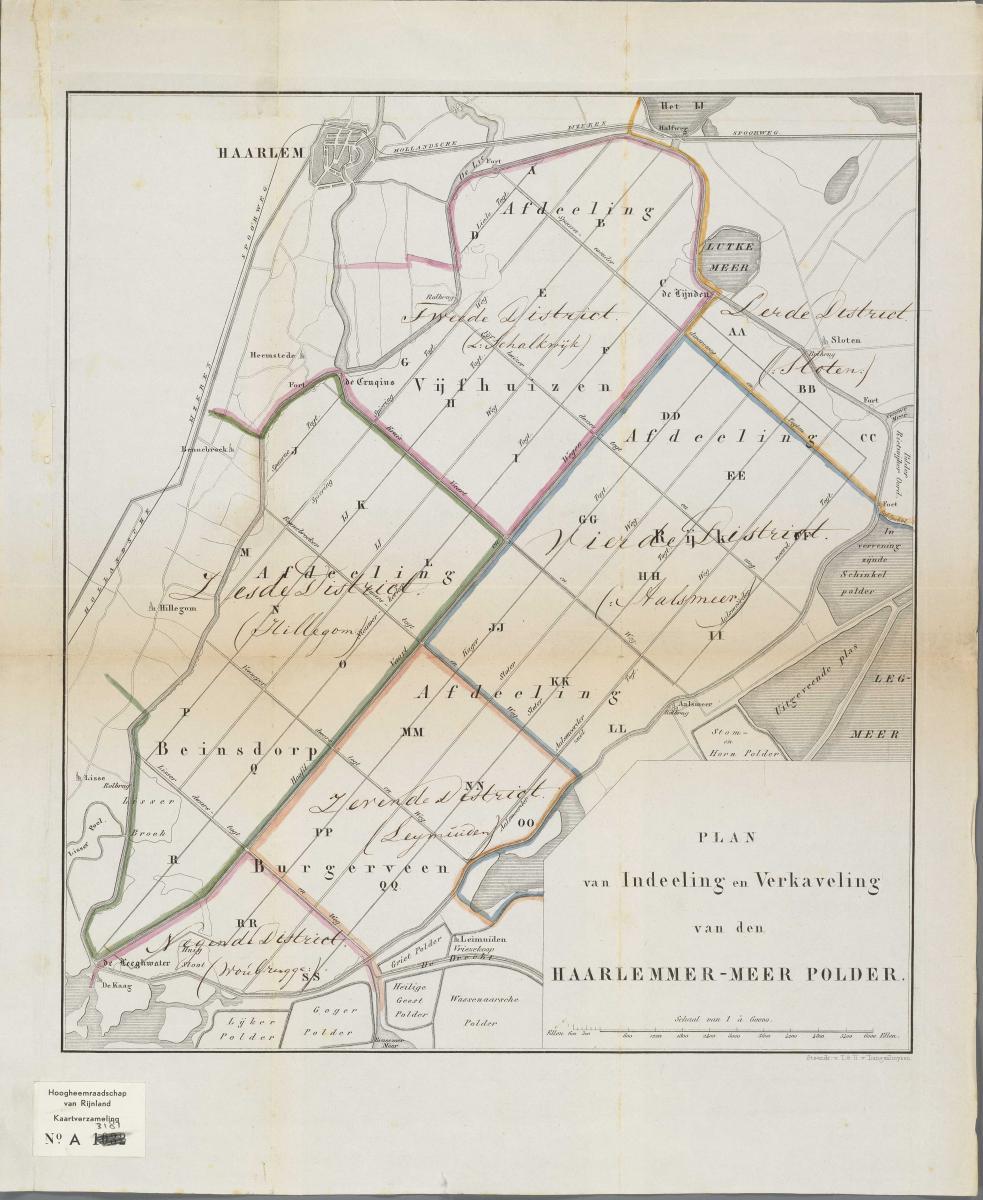 13. Haarlemmermeer 1853