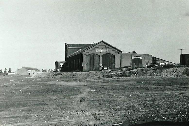 De oude remise van Hoofddorp