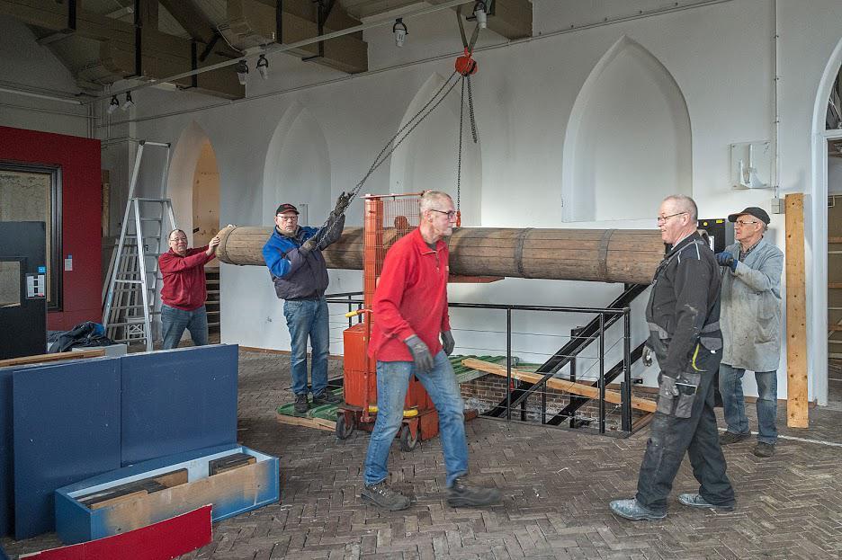 Leegruimen museum - foto Kees van der Veer
