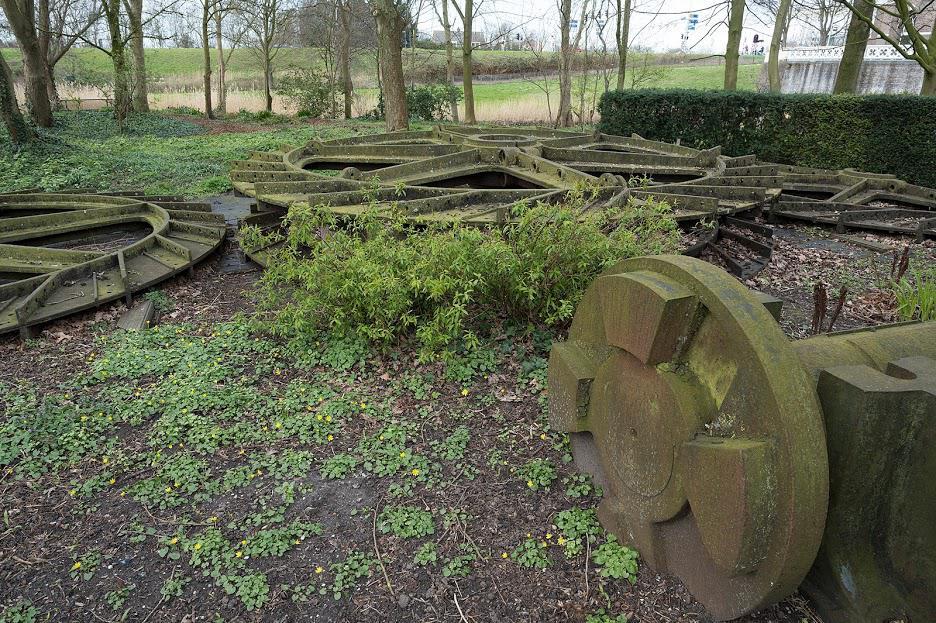 Stilleven in de tuin - foto Kees van der Veer