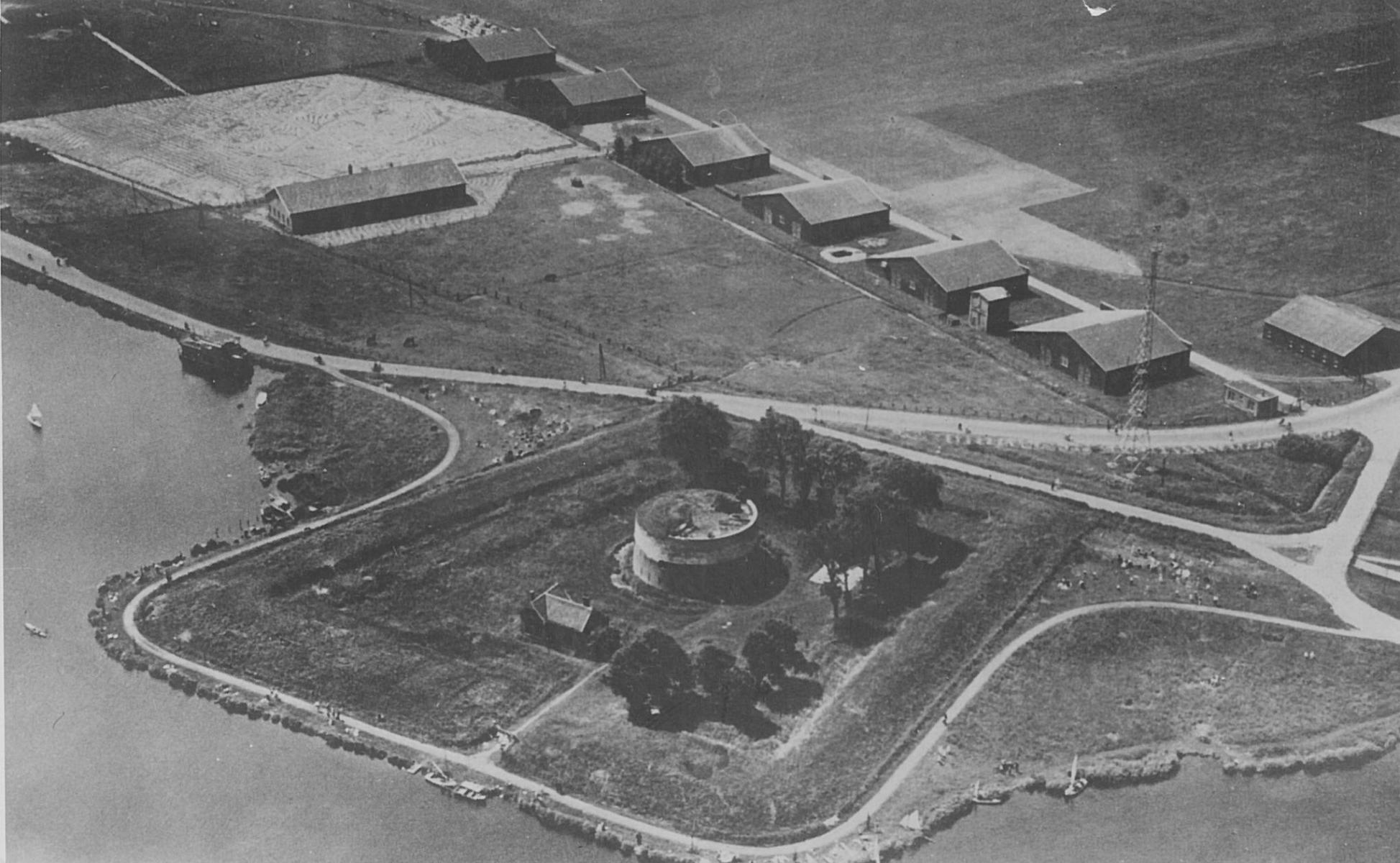 Foto van Fort Schiphol - Noordhollands Archief