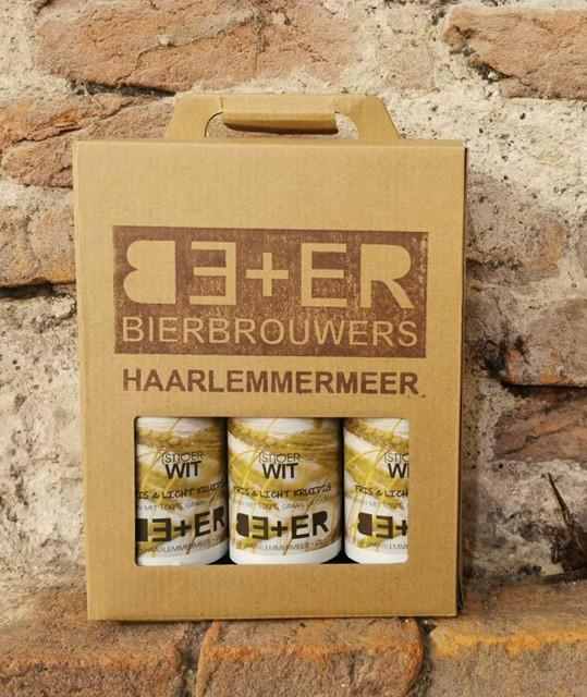 Beer made in the polder, 4.5 metres below sea level