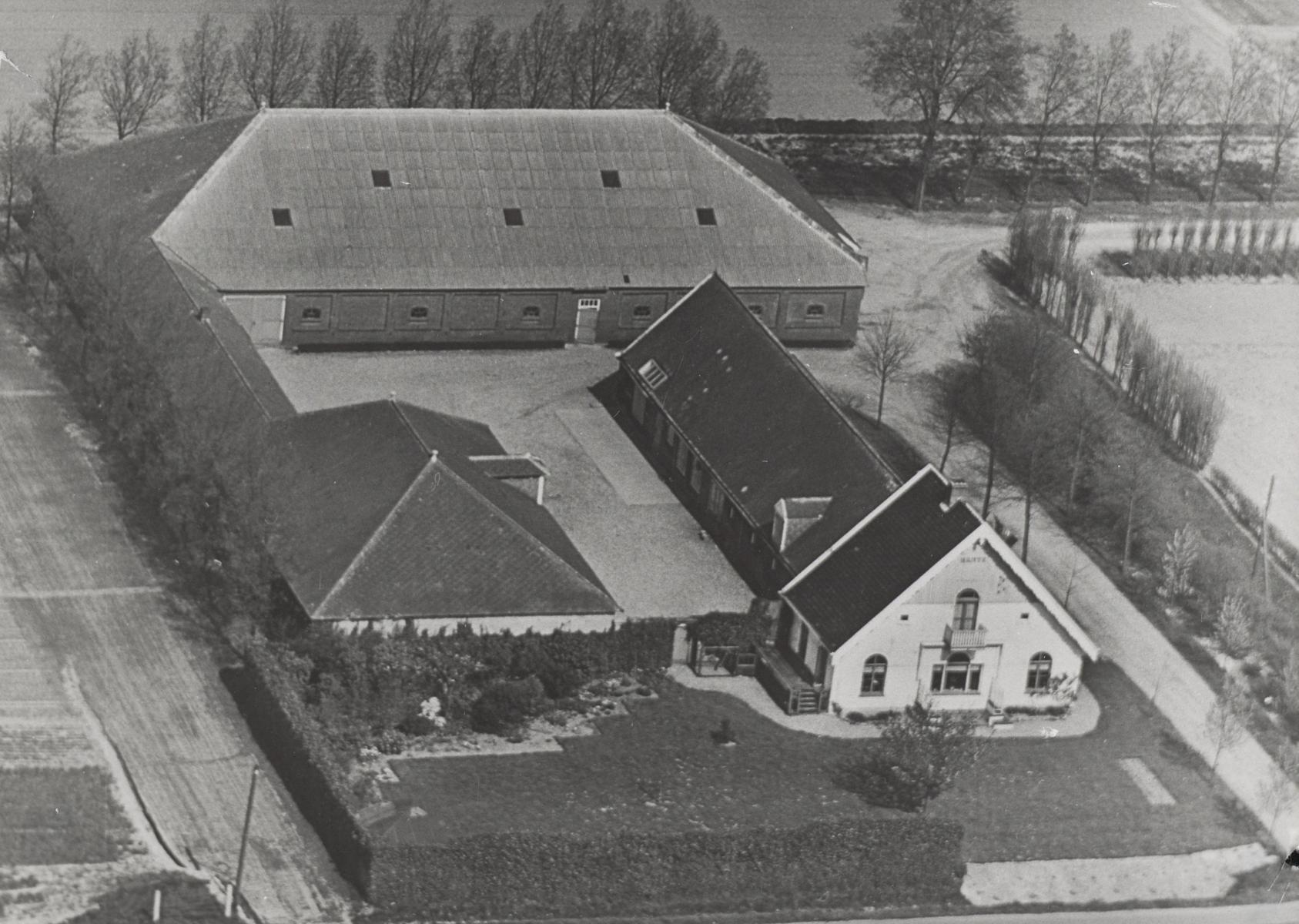 Foto van Mentzhoeve - Noordhollands Archief