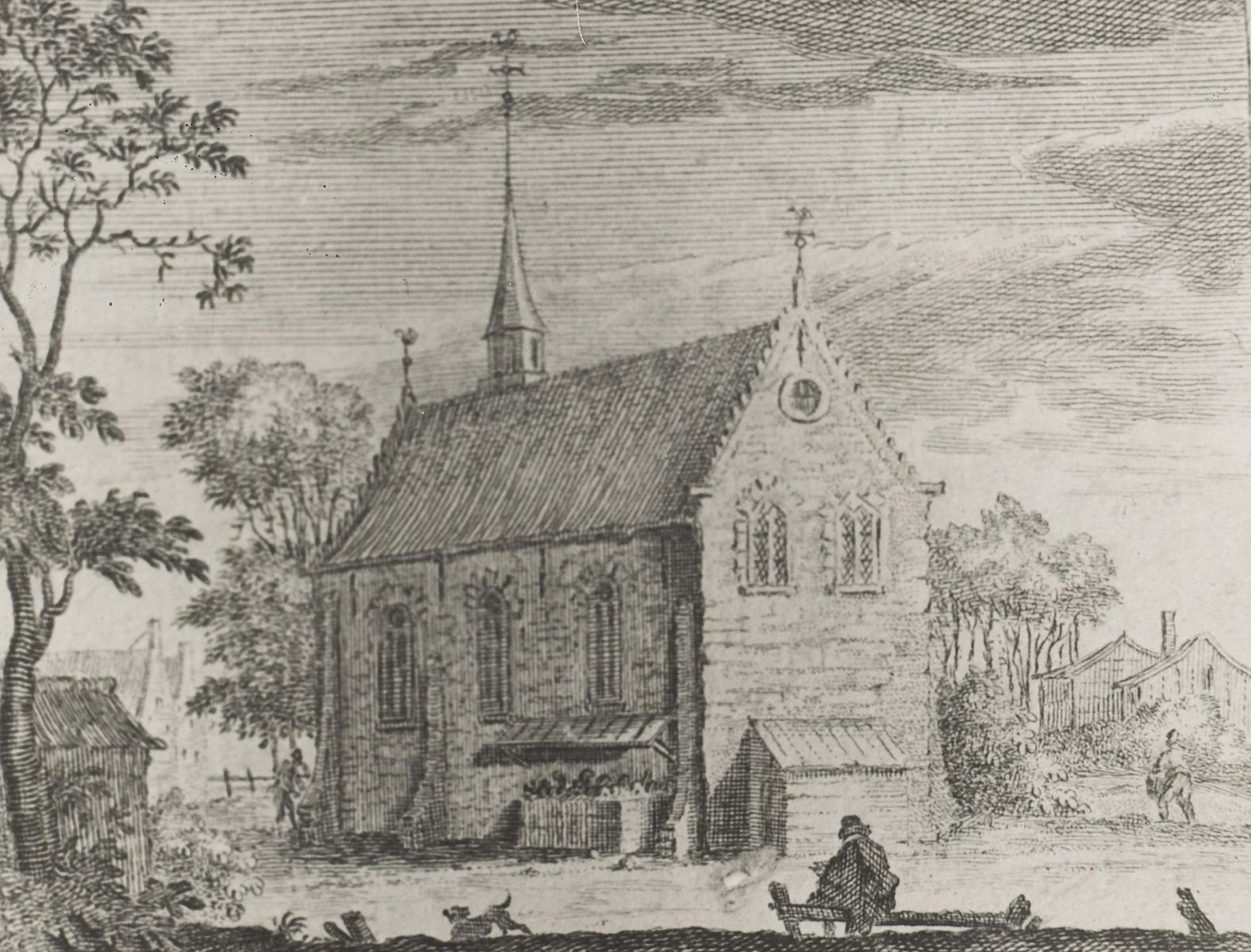 Tekening Nieuwerkerk - Noordhollands Archief