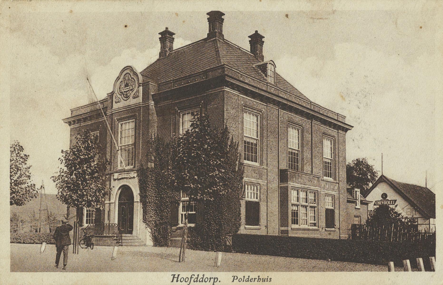 Polderhuis - Noordhollands Archief