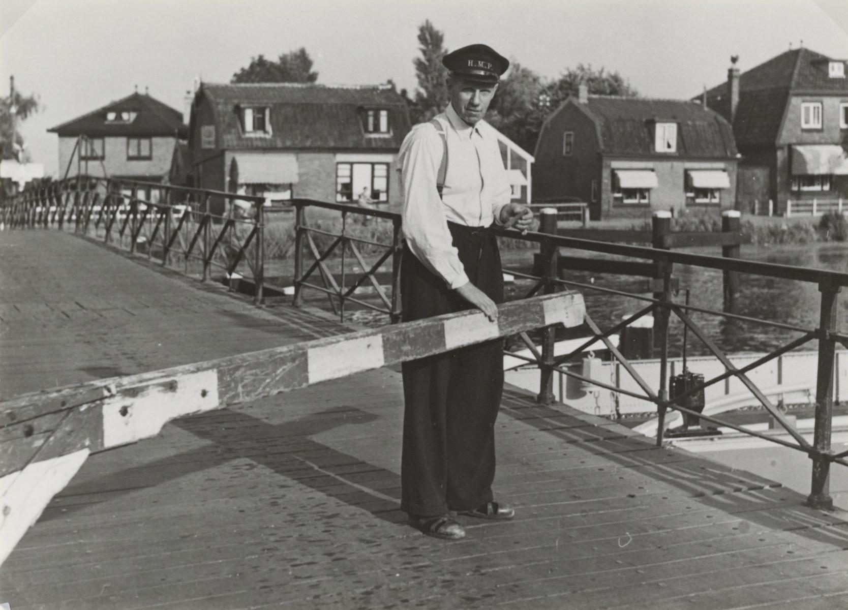 Rolbrug Lisserbroek - Noordhollands Archief