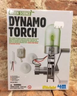 Dynamo Torch technisch speelgoed