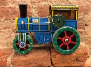 Wilesco locomotief