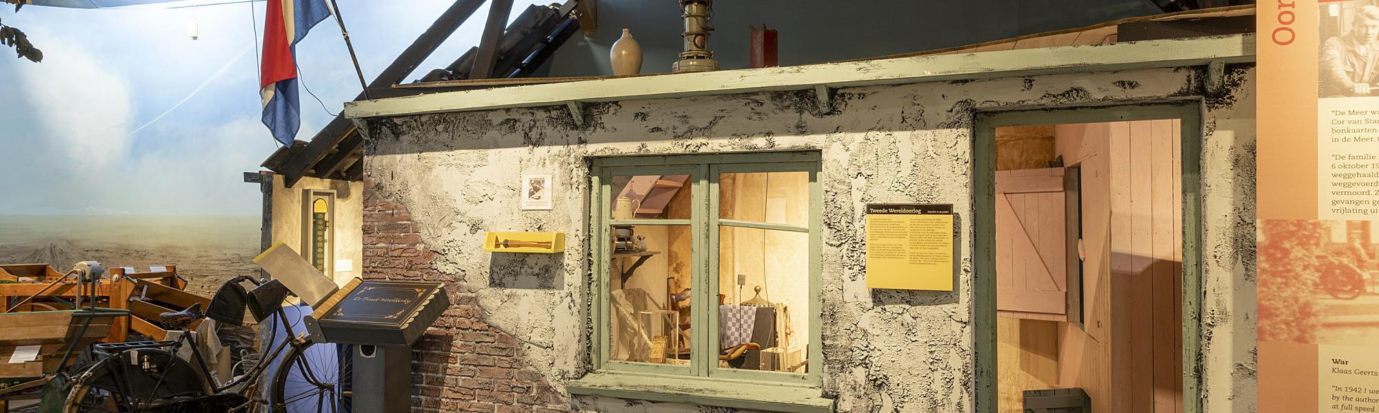 Historisch Museum foto Kees van der Veer