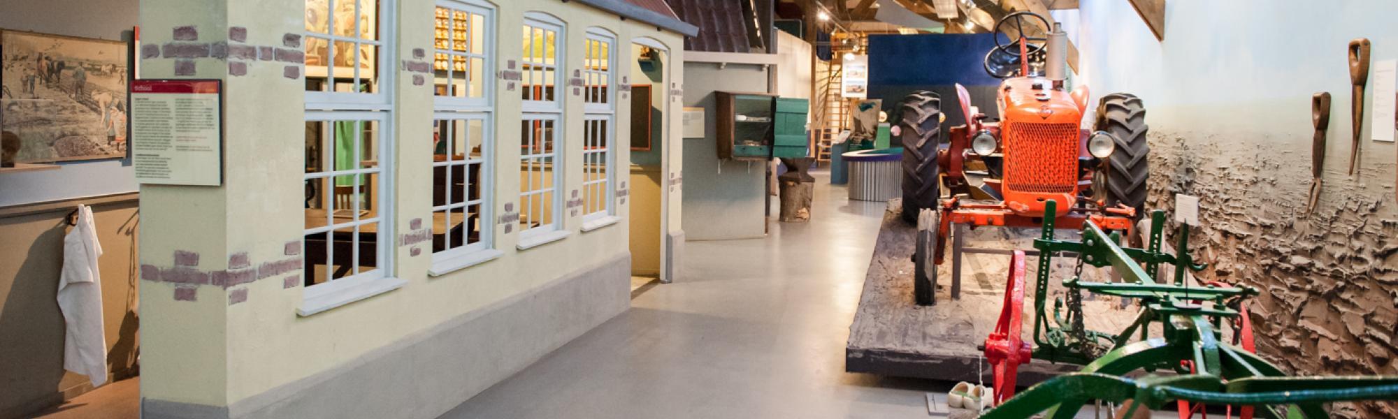 Vaste tentoonstelling Historisch Museum