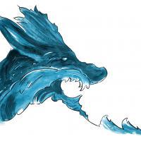 waterwolf van Mudmotion