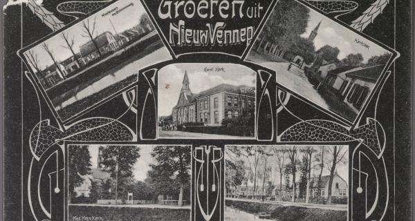 Groeten uit Nieuw Vennep