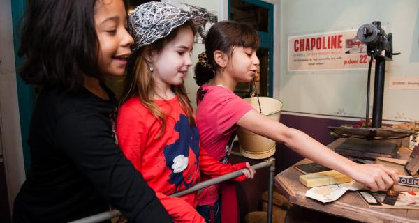educatie in museum